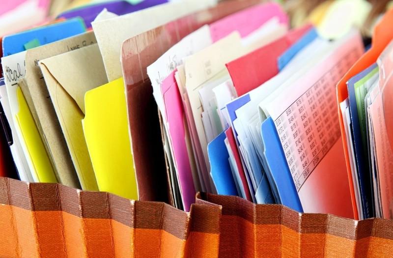 Как хранить документы дома: лучшие идеи на фото