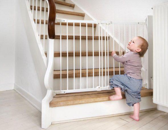 Ограждение для лестницы