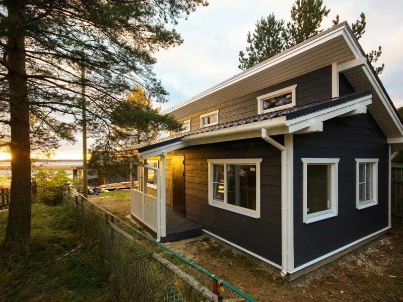 Проекты недорогих домов для постоянного проживания: сочетание бюджетности и комфорта