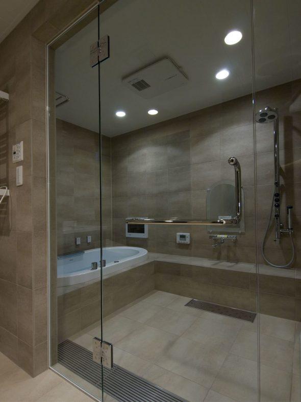 Размещение ванны и душа в санузле