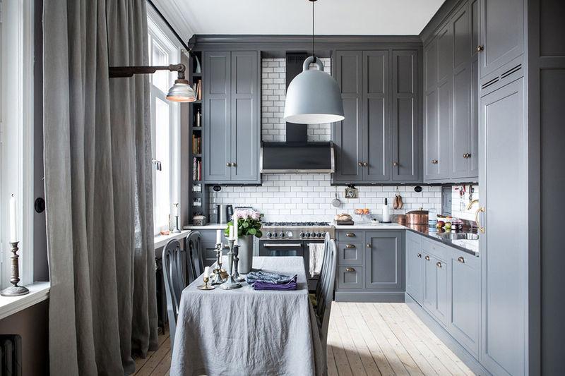 Кухня угловой планировки: идеи для вдохновения