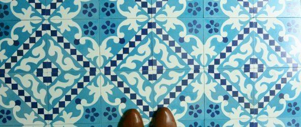 Декоративная цементная плитка