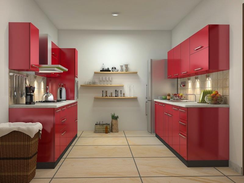 Кухня спараллельной планировкой: идеи для вдохновения
