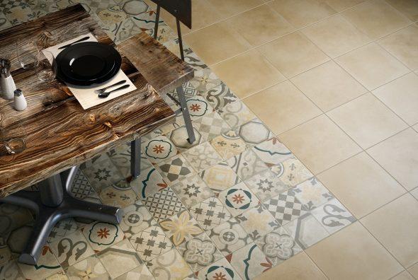 Керамическая плитка Italon Artwork Patchwork
