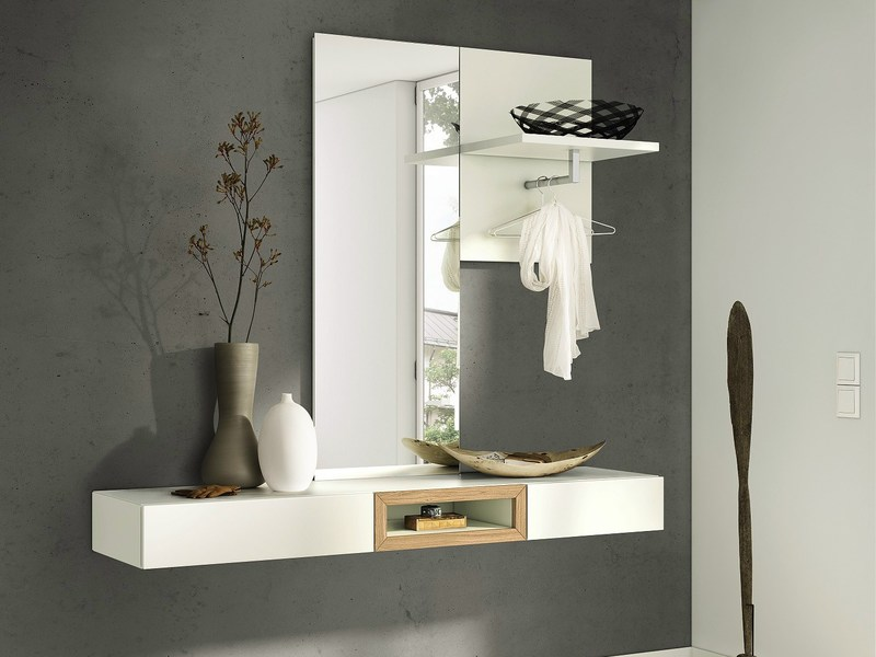 15 вариантов оформления зеркала в коридоре