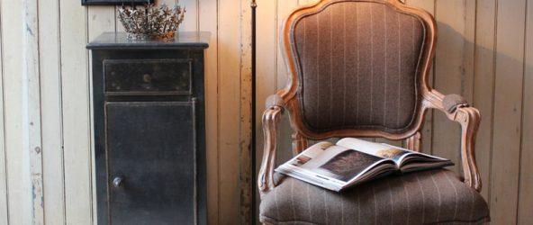 Винтажный стиль: уютный дом с ностальгическим настроением
