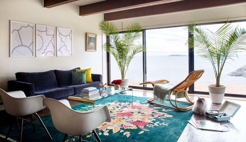 Эклектичный стиль: оригинальный дом для творческих умов