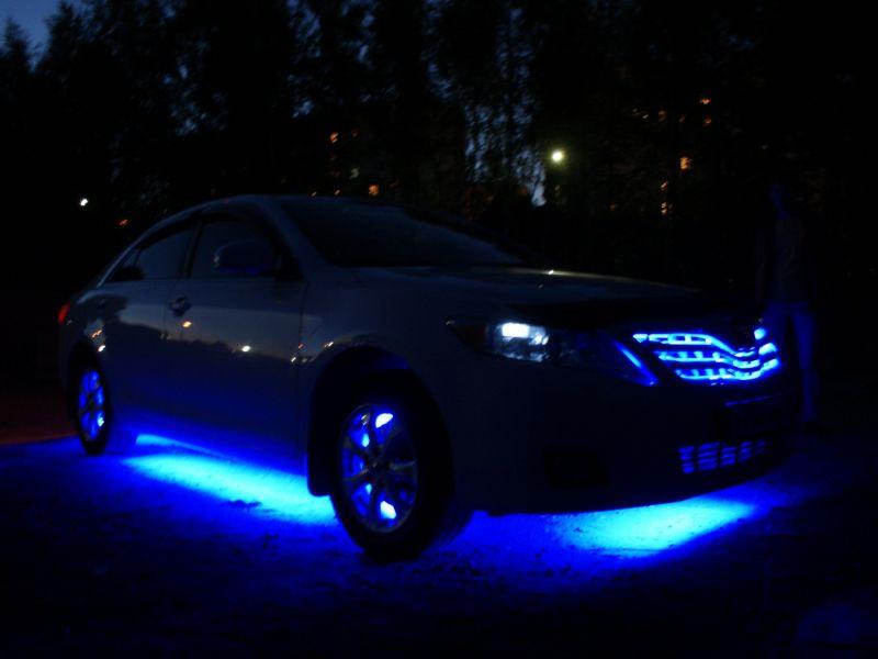 Как сделать светодиоды для авто своими руками