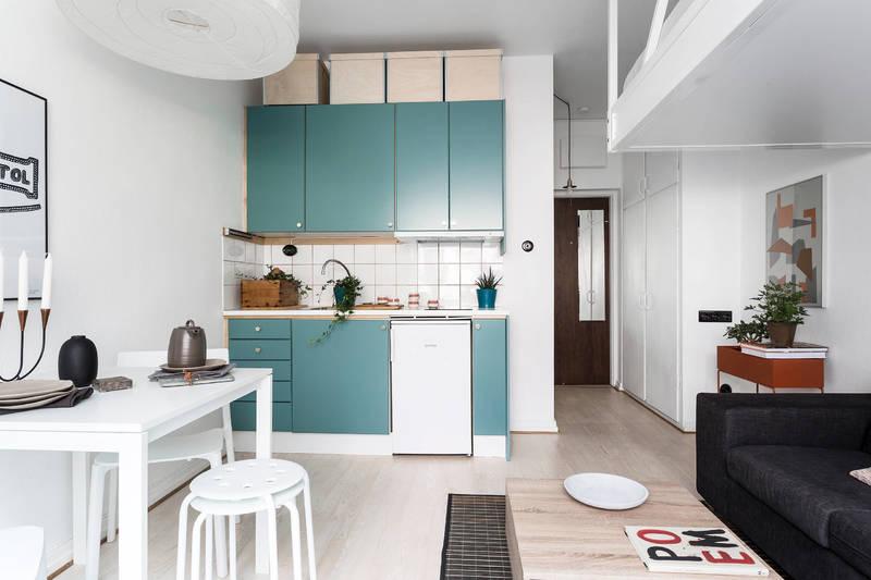 Кухня-ниша в квартире: вдохновляющая фотоподборка