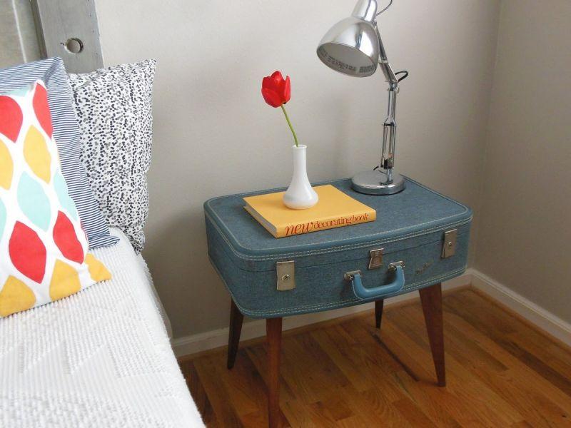 20 идей мебели из старых вещей: в хозяйстве всё сгодится