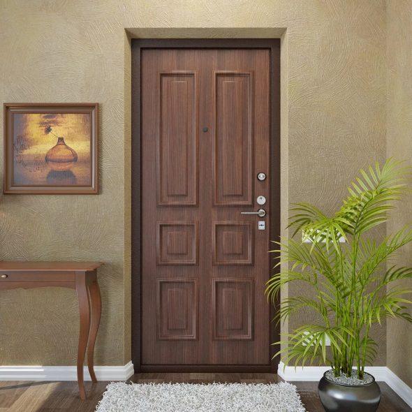 Входная дверь в квартире