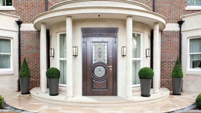 Типы входных дверей и их свойства