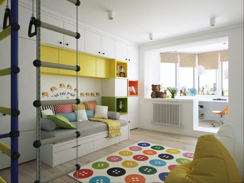 Эргономика детской мебели: удобство и практичность