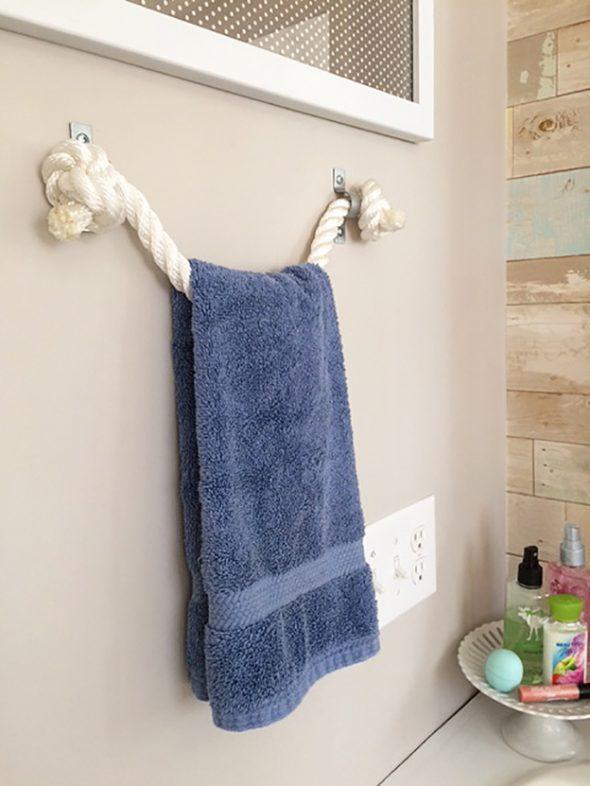 Крепление для полотенца