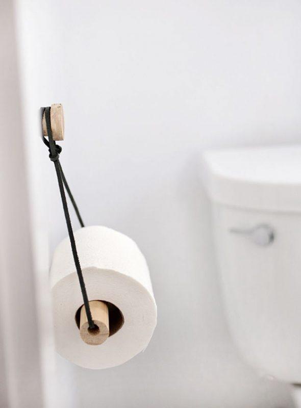 Держатель для туалетной бумаги