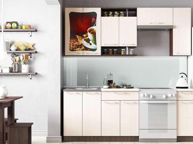 Мебель для маленькой кухни: подборка фото