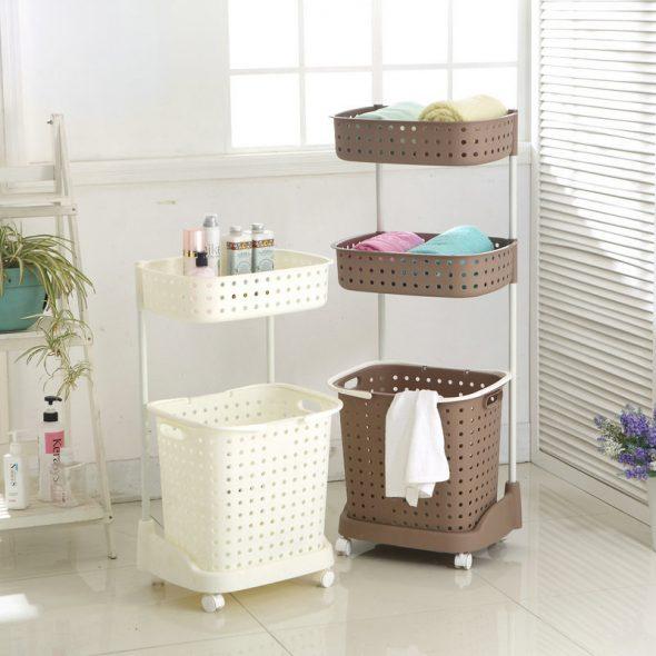 органайзер для хранения в ванной