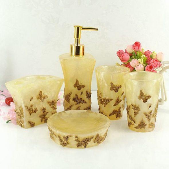 аксессуары для ванной