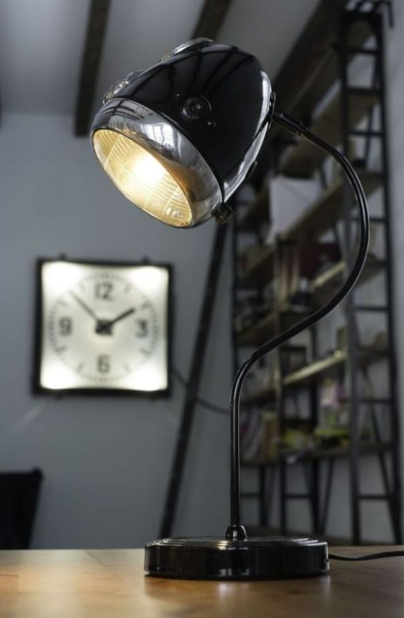 светильники из старых вещей