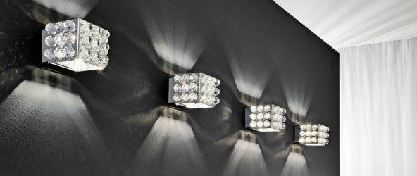 Светильники с направленным светом