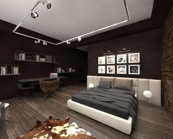 холостяцкие квартиры