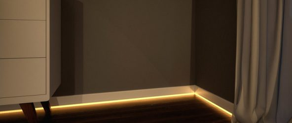 Подсветка пола