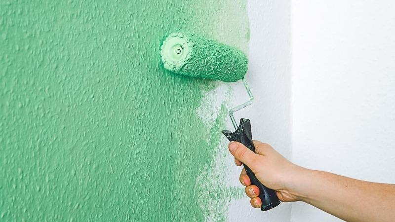 10  простых решений превратить утомительную покраску стен в удовольствие