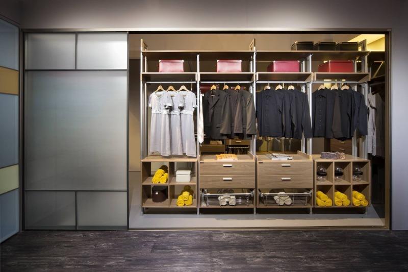 9 причин сказать «да» встроенным шкафам в квартире