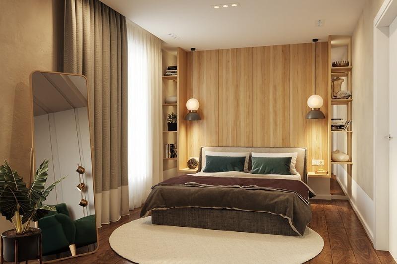 Как сделать перестановку в спальне, чтобы наладилась личная жизнь