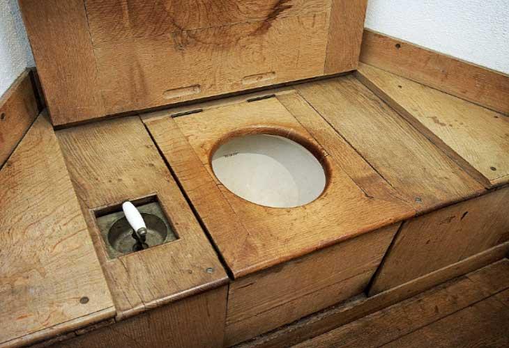 Выгребная яма для туалета на даче своими руками